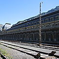 Canfranc, la gare fantôme (Espagne)