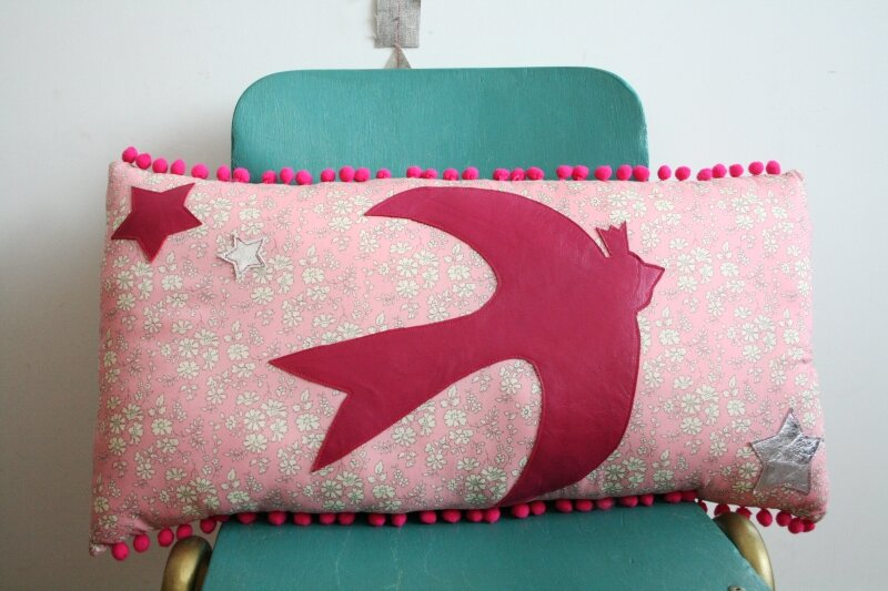 liberty pink with pink swallow