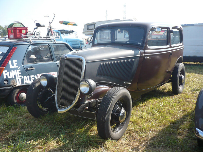 FORD Tudor Sedan Hot Rod Lipsheim (1)