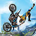 Trials fusion : trailer multijoueur .