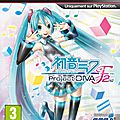 Miku Project diva F 2nd