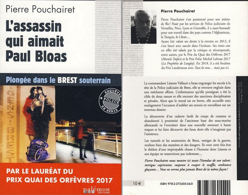1 - L'assassin qui aimait Paul Bloas - Pierre Pouchairet