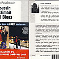 L'assassin qui aimait paul bloas - pierre pouchairet