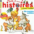 Vous attendez quoi pour vous abonner au magazine mille et une histoires de fleurus presse ?