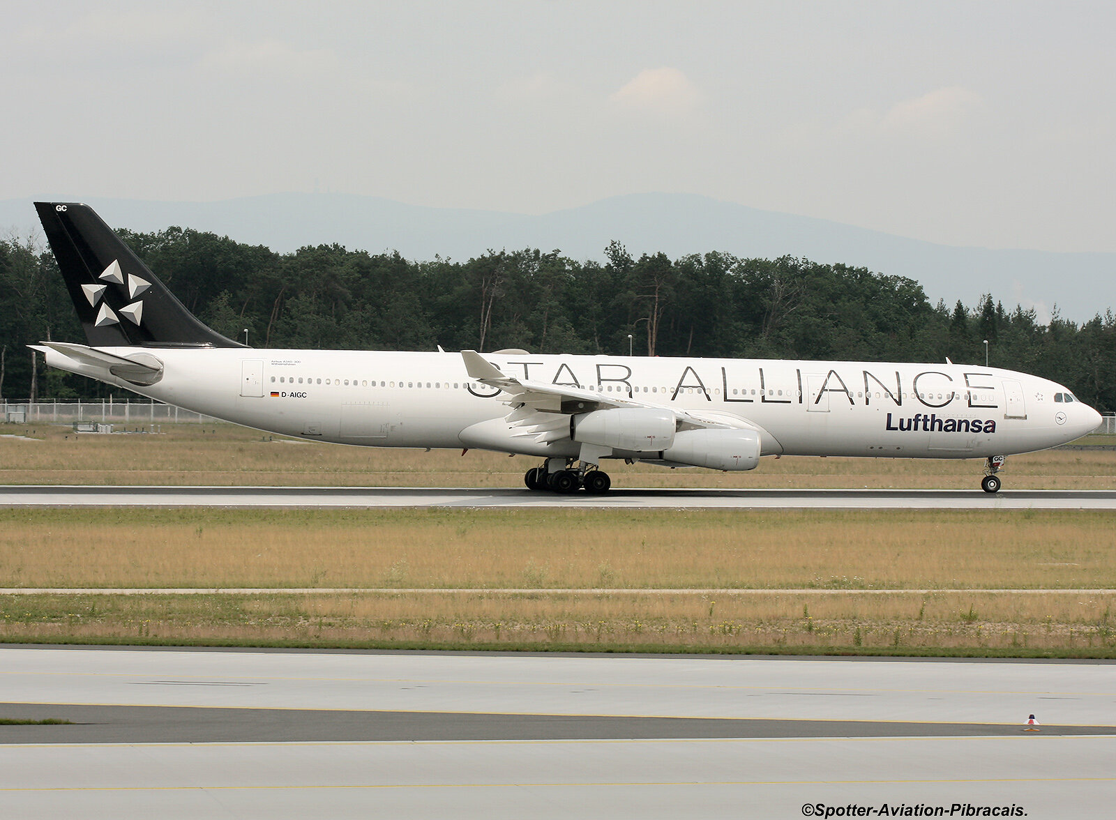 Star Alliance (Lufthansa)