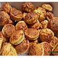 muffins courgettes jambon1