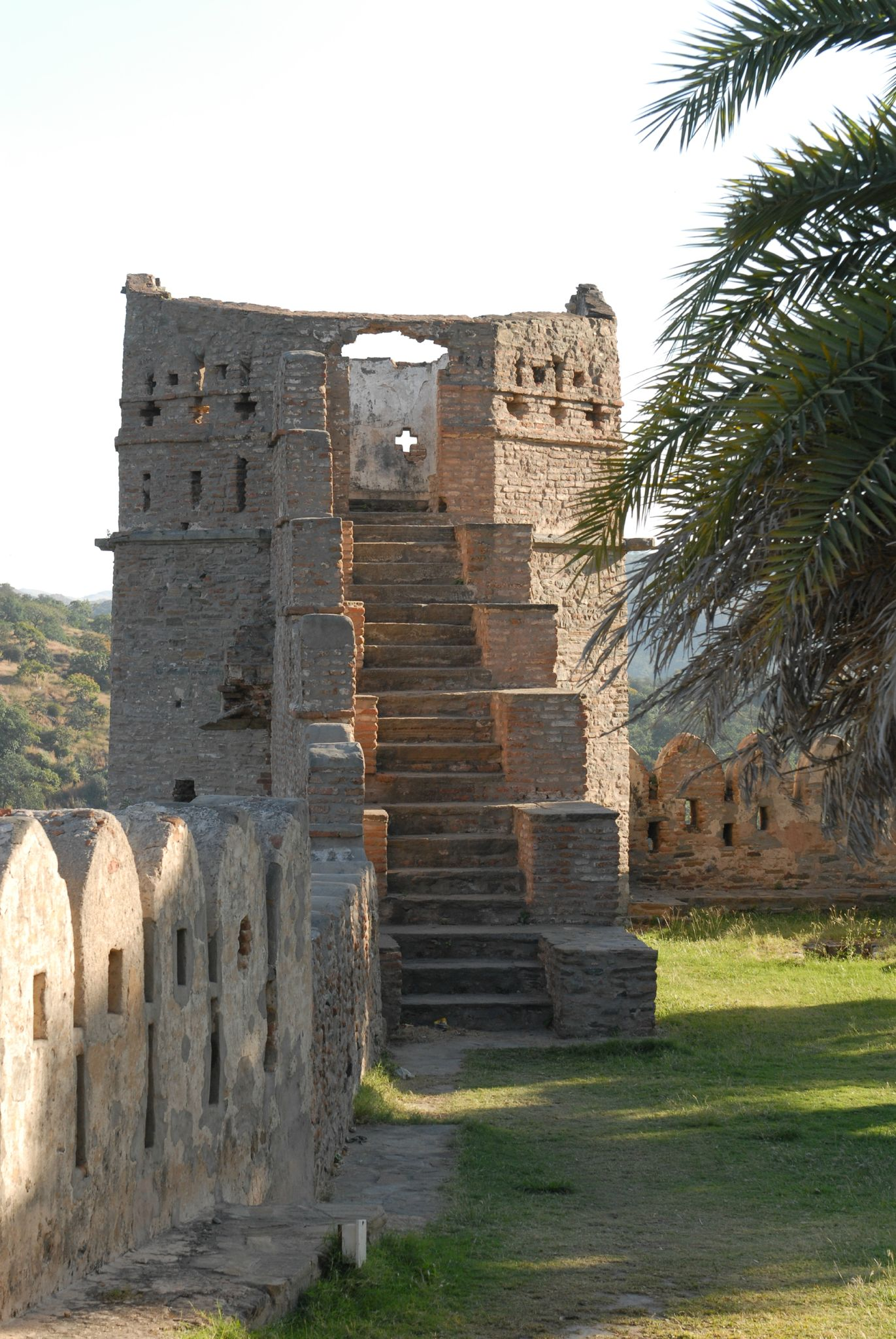 la forteresse de Kumblhalgarh