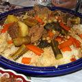 Couscous tunisien facile!!