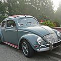 VOLKSWAGEN VW Coccinelle Ovale découvrable Lipsheim (1)