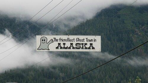 La ville fantôme la plus accueillante d'Alaska