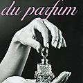 Marmet pascal / le roman du parfum.