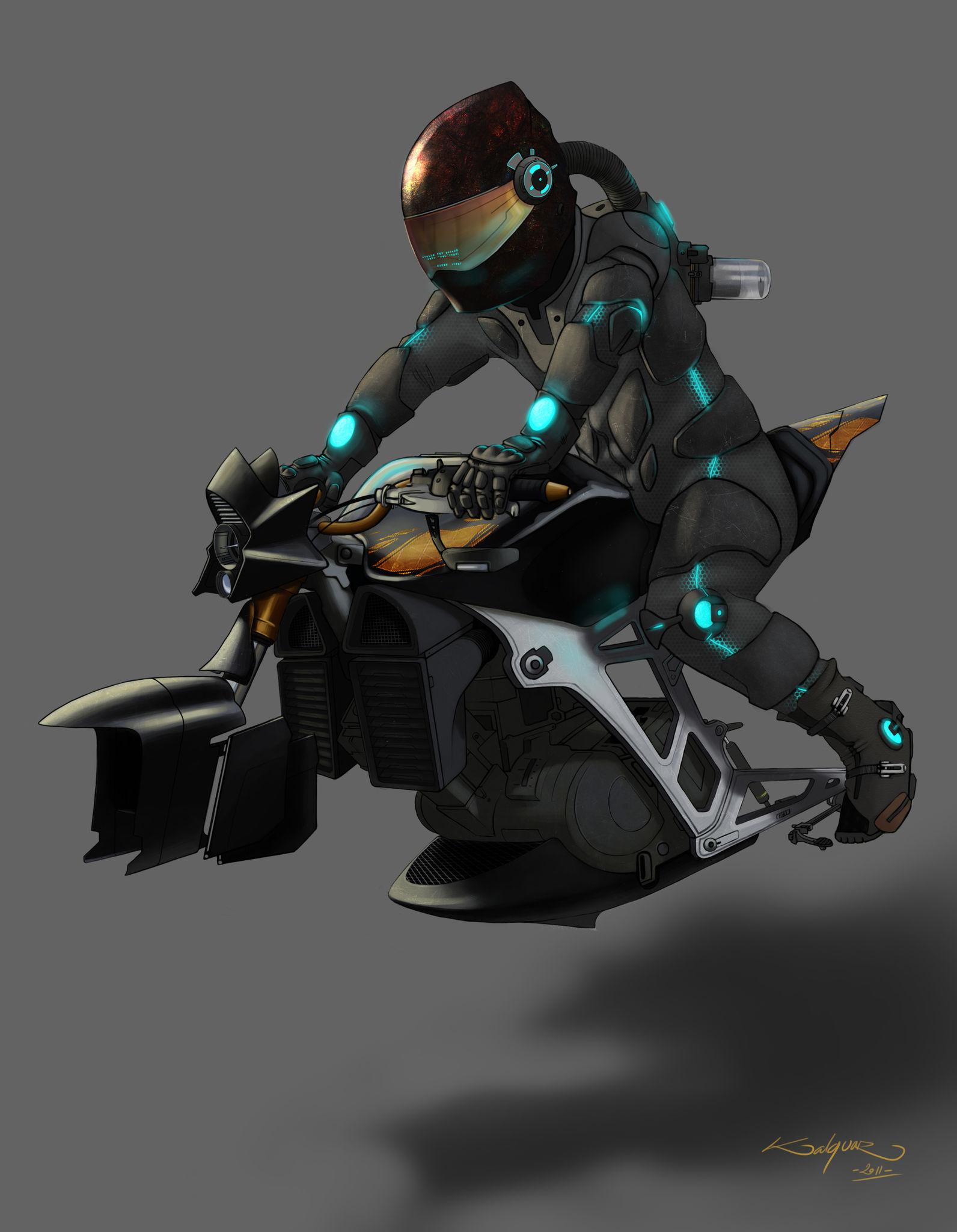concept moto colo seul