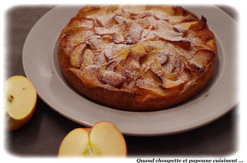 gâteau aux pommes et mascarpone-6877