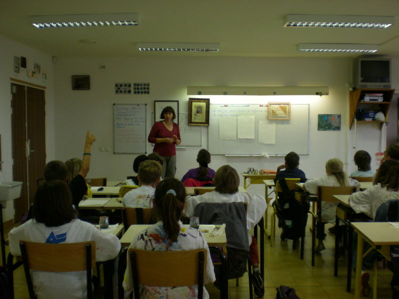 école de Bolquère