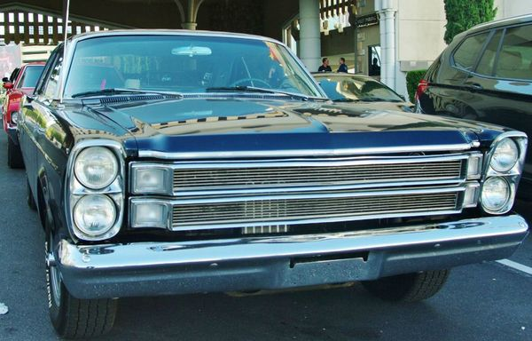 Olds 4-4-2 & Galaxie 500 last day in vegas! 4