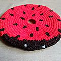 Frisbee coccinelle