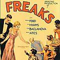 Freaks - la monstrueuse parade (le classique maudit par excellence)