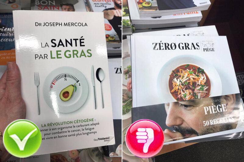 livres sur le gras alimentation 2