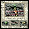Bracelets d'ete et sautoir