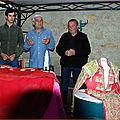 Béziers - carlos olsina et lenny martin récompensés par la peña emilo oliva