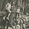 Mamie et ses filles à Fleur de Mai