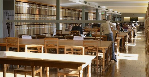 Réouverture de la bibliothèque du Musée des Arts Décoratifs de Paris