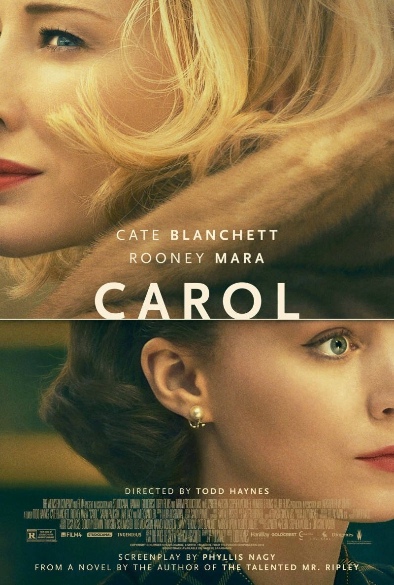 How not to love Carol ?