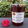 Confiture de prunes rouges au thermomix (ou au robot cuiseur)
