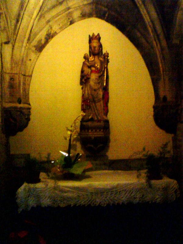 Basilique St Seurin, chapelle ND de Bonne Nouvelle