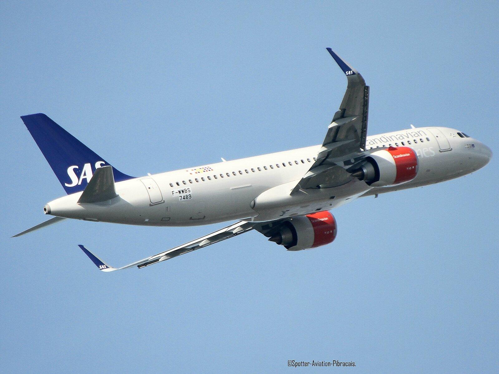 SAS-Scandinavian Airlines (NEO)
