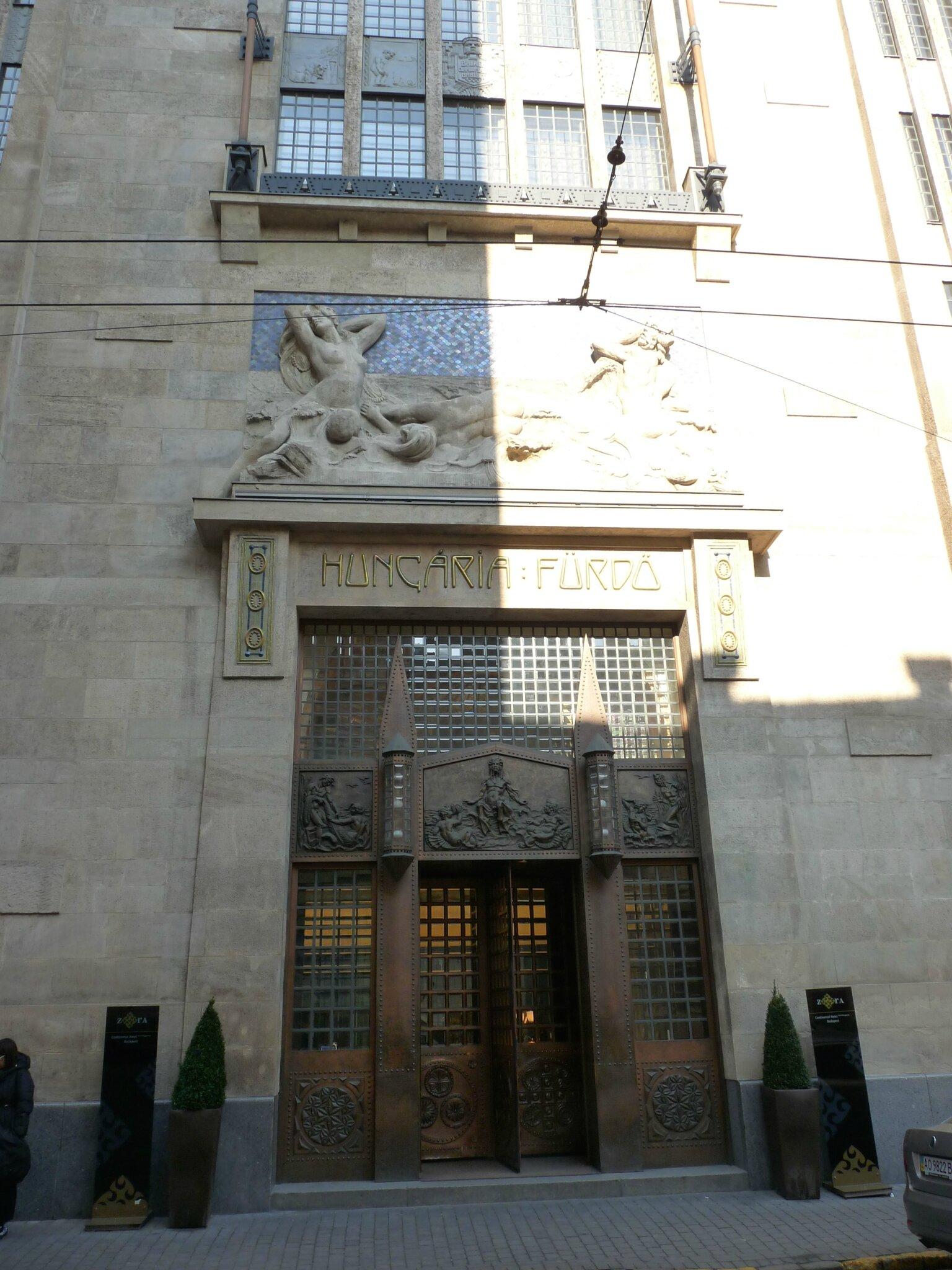 hôtel Zara