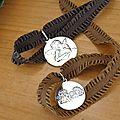 Médailles ange Raphaël et Little Princesse 25