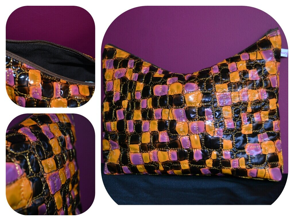 Grande trousse/ purplely