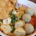 Some kind of meatball soup - Indonesia (Java)