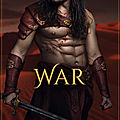 War de laura thalassa [the four horsemen #2]