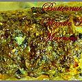 Courge butternut farcie a la viande et aux marrons