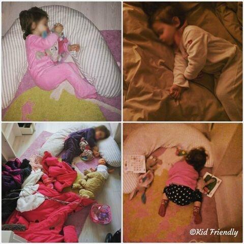 Jamais dans mon lit ! ©Kid Friendly