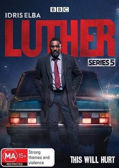 Luther S5 poster
