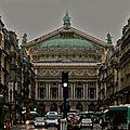 Splendeur du palais garnier (opéra).