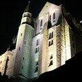 92 - Février 2008 - Le Mont Saint Michel la nuit
