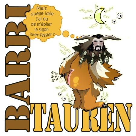Barbitauren