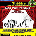 Theatre - tourb'en scene