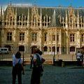 Splendeur du Parlement de Normandie, Palais de Justice.