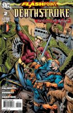 flashpoint deathstroke and the curse of the ravager 2