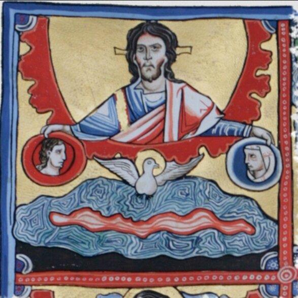 création, Bible de Souvigny