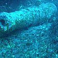 Essais sous l'eau tg 810 olympus (avec vent)