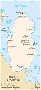 Qatar_carte
