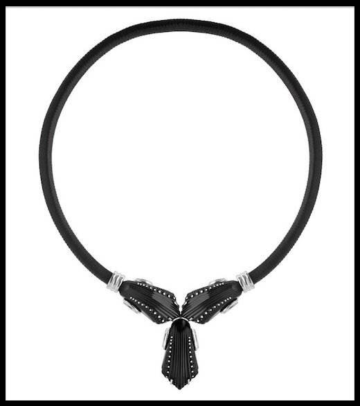 lalique icone collier