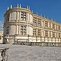Balade en drôme - château de grignan