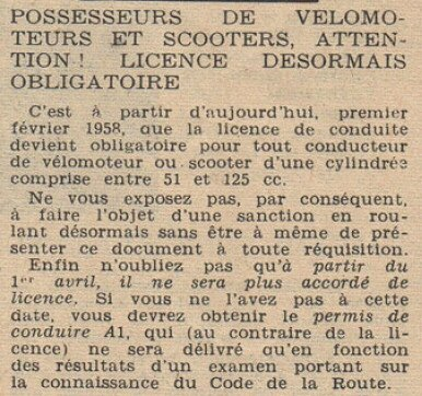 Licence1958